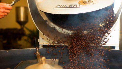 Tostado de cafe, tostadora de cafe, tostado natural