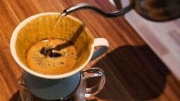 cafetera de filtro, cafe de filtro, hacer cafe de filtro