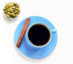 Cafe Turco aromatizado con Cardamomo y canela