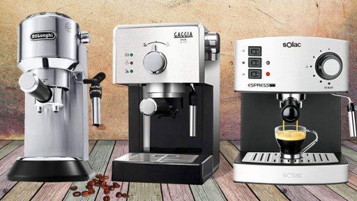 Guia de compra de Cafetera Express Manual