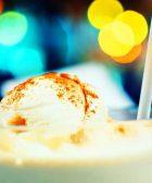 cafe helado, cafe con helado