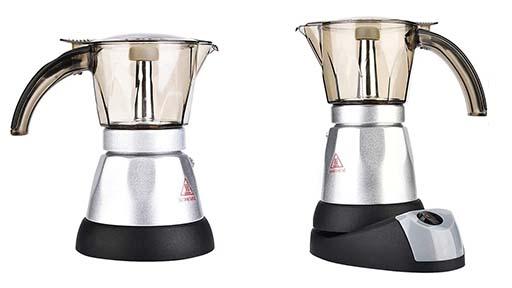 Cafeteras Italianas Electricas