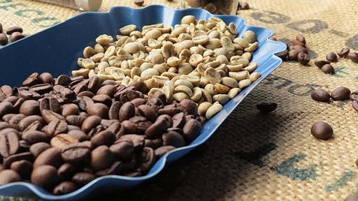 Densidad en el Tostado, densidad en café