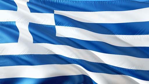 feria en Grecia