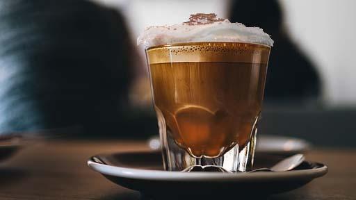 café amaretto, café amaretto receta, Café amaretto receta rápida