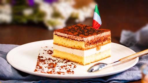 tiramisú italiano, tiramisú receta, tiramisú casero, cómo hacer tiramisú italiano