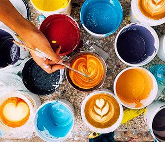arte latte, latte art, cómo hacer arte latte,arte latte paso a paso, cómo hacer latte art